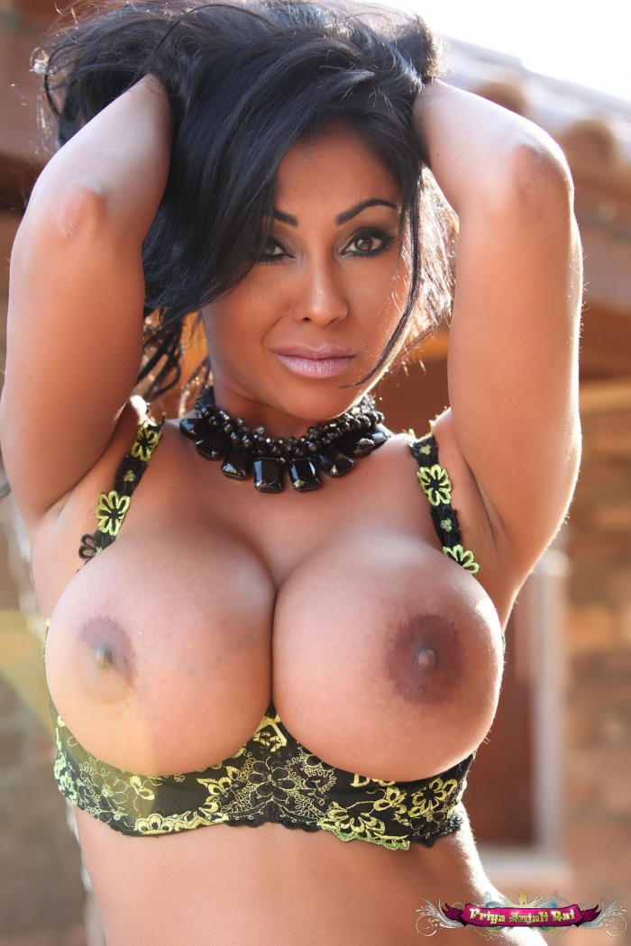 Priya Rai Boobs